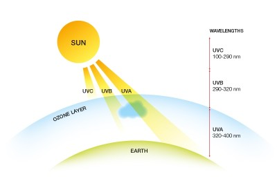 Do you know the difference between UV rays?